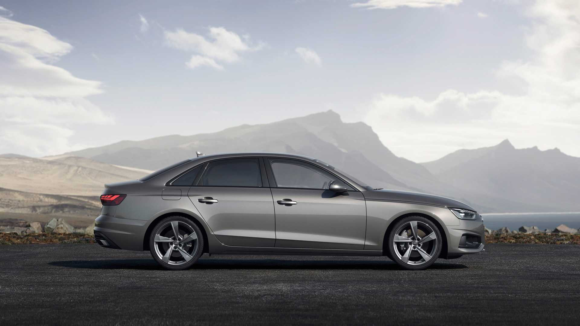2020 AUDI Q4 Redesign, Powertrain, And Release Date >> 2020 Audi A4 Lineup Debuts With Refreshed Face Hybrid Power