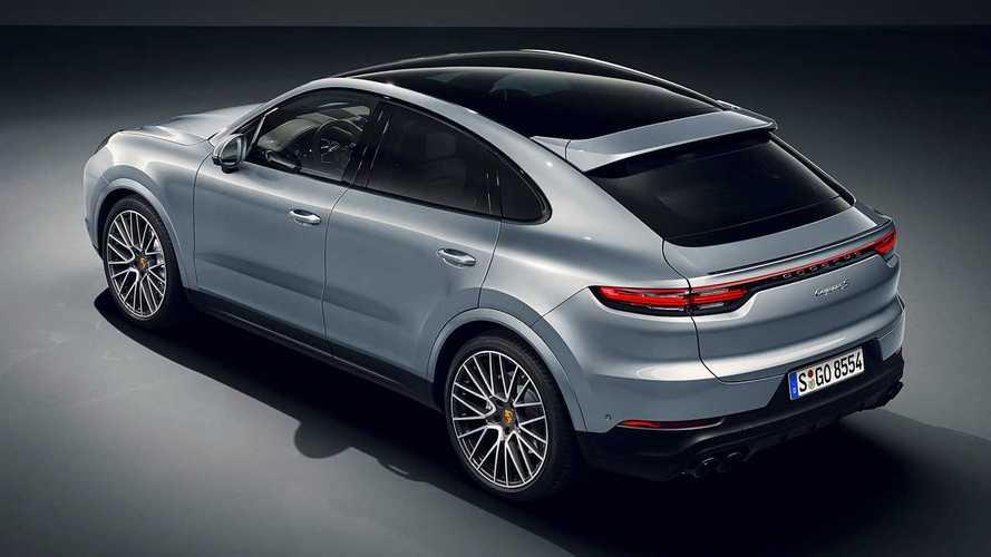 Porsche Cayenne S Coupé 2019: el punto medio de la gama