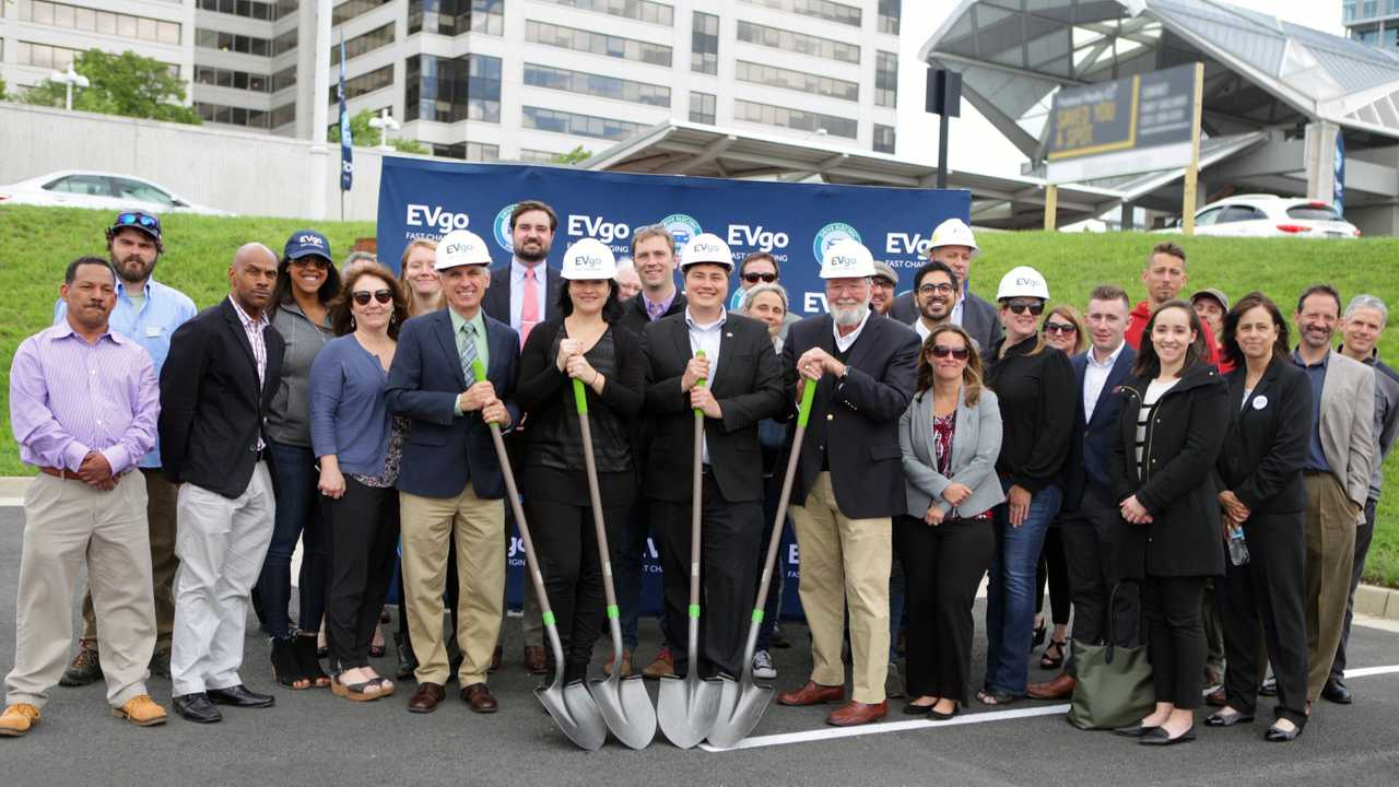 Virginia Department of Environmental Quality and EVgo Break Ground at Pike 7 Plaza