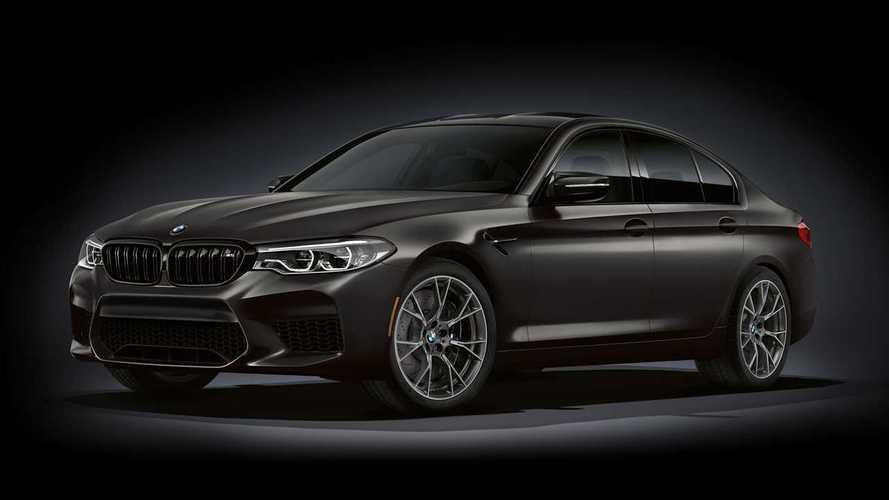 35 éves évfordulót ünnepel a BMW M5 Edition 35 Years különkiadás