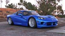 Mid-engine Dodge Viper renderings