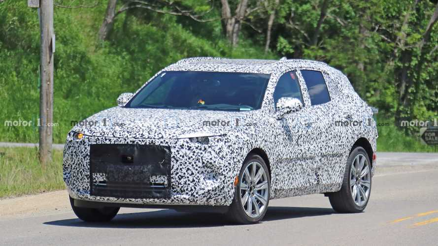 Buick Enspire Spied For The First Time