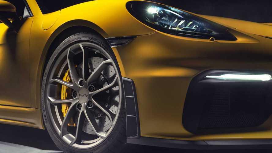 Porsche réfléchit sérieusement à la faisabilité d'un 718 Cayman GT4 RS
