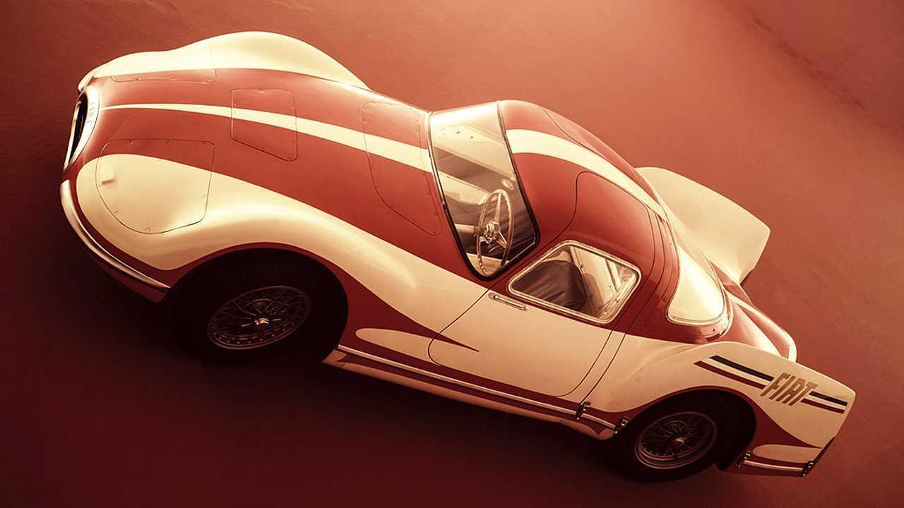 Fiat Turbina (1954) - 5 millions d'euros