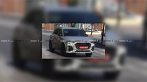 Audi RS Q3 spy shots from Motor1.com reader