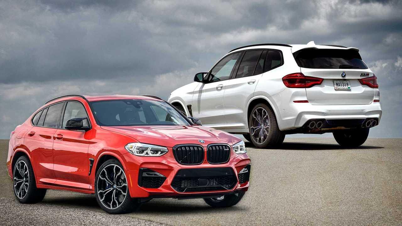 BMW X3 M X4 M 2019