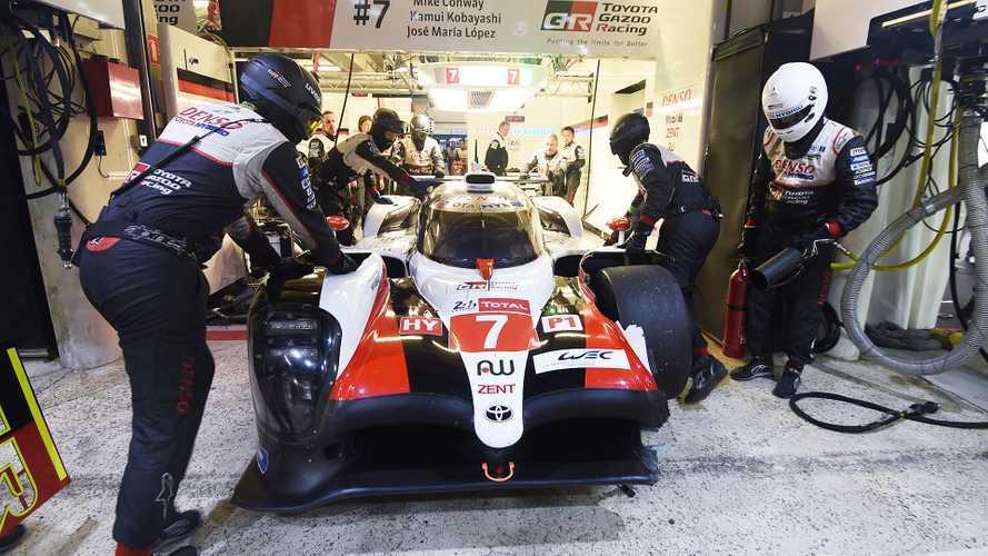 24h di Le Mans: incidente e pole provvisoria per la Toyota