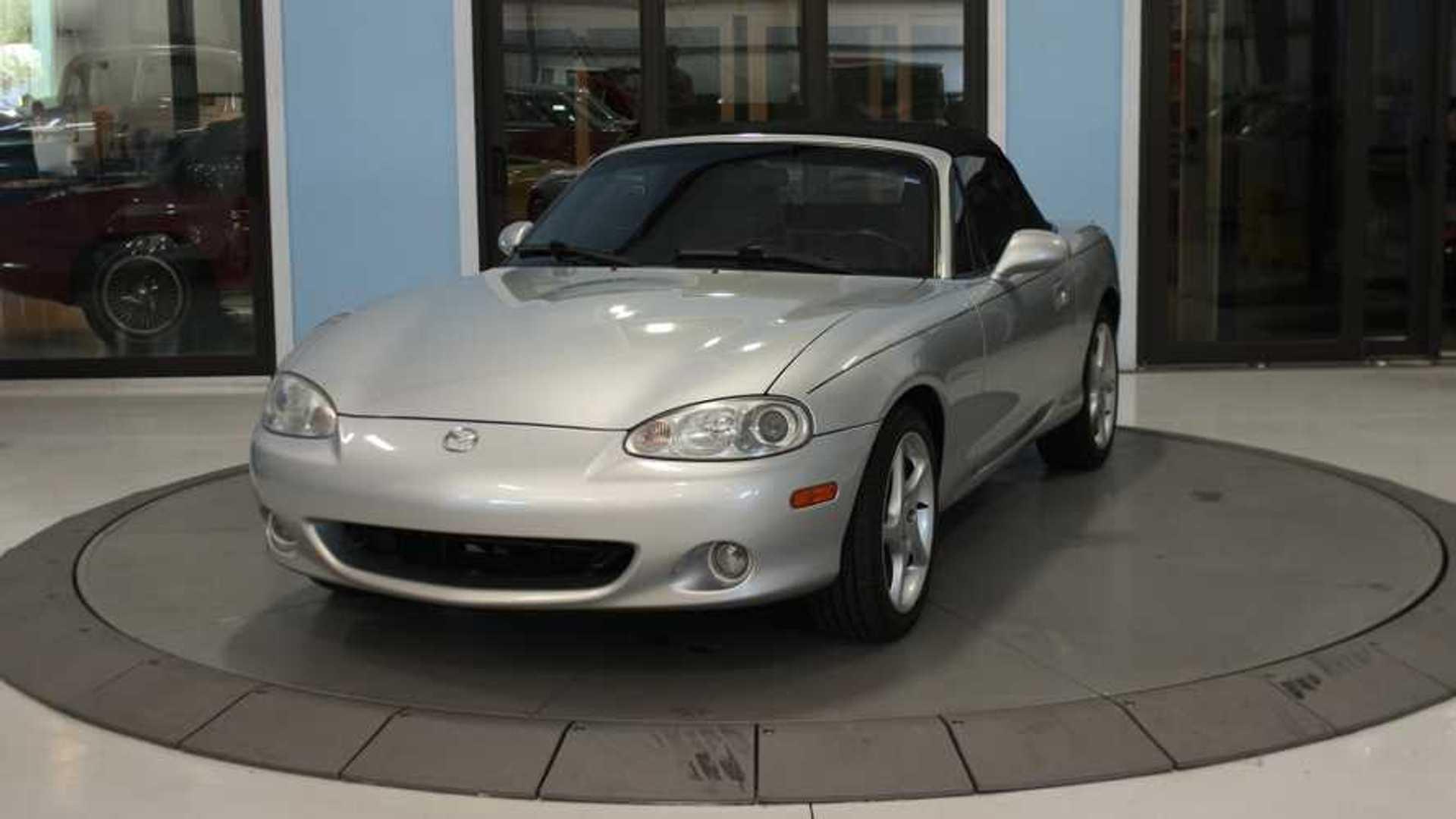 """[""""2003 Mazda Miata Automatic""""]"""