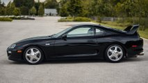 1997 Toyota Supra Sold For $176,000 At Auction