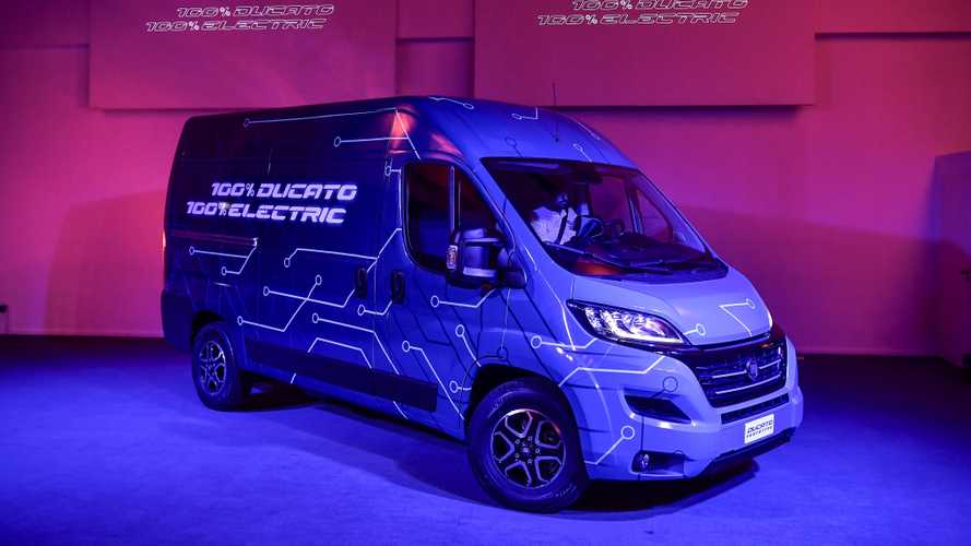 Fiat Ducato Electric 2020