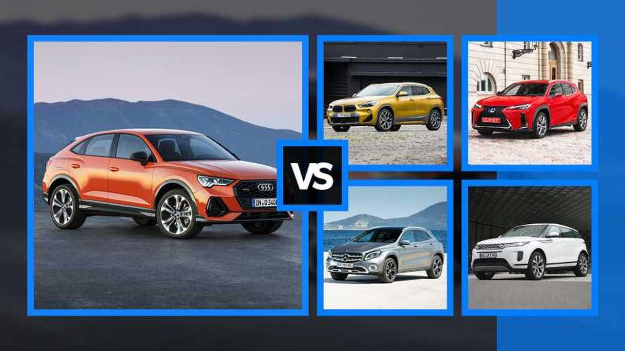 Audi Q3 Sportback vs