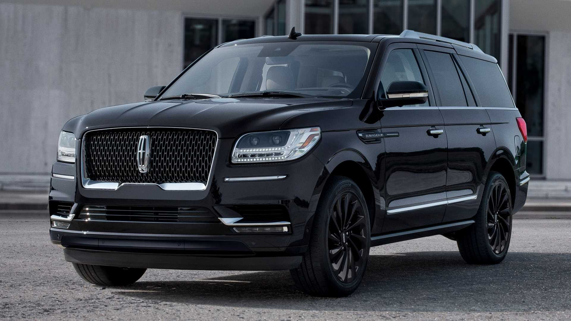 2020 Lincoln Navigator Debuts With 3 Styling Packs More