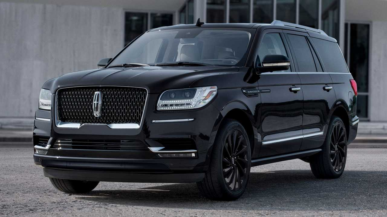 66 Auto Sales >> 2020 Lincoln Navigator Debuts With 3 Styling Packs, More Standard Tech