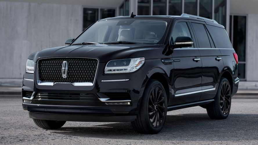 2020 Lincoln Navigator Debuts With 3 Styling Packs, More Standard Tech