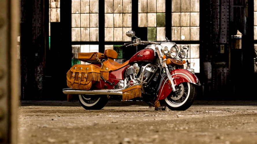 Indian Motorcycles: Chief Vintage