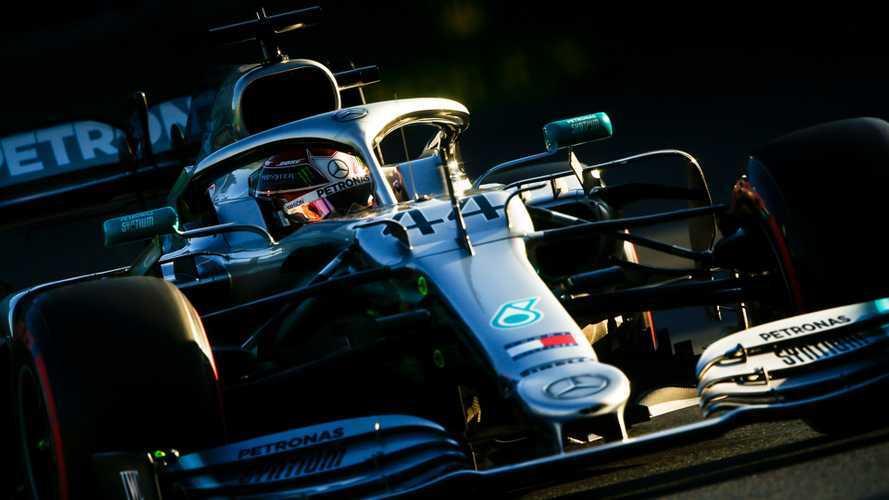 F1: Mercedes con una livrea celebrativa al GP di Germania