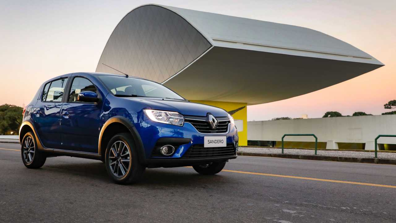 Renault Sandero (2020)