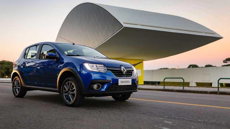 Renault présente les Logan et Sandero restylées pour l'Amérique du Sud