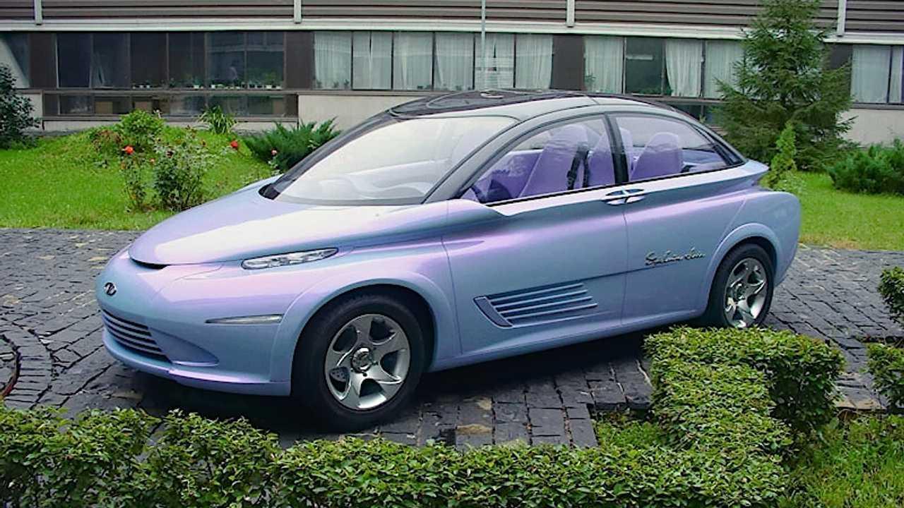 2000 Lada Peter Turbo