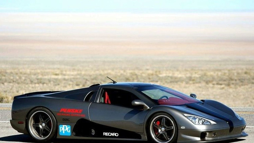 2nd Gen SSC Ultimate Aero confirmed for August 8th Unveiling