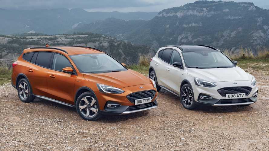 Ford Focus Active, prezzi e dettagli del crossover
