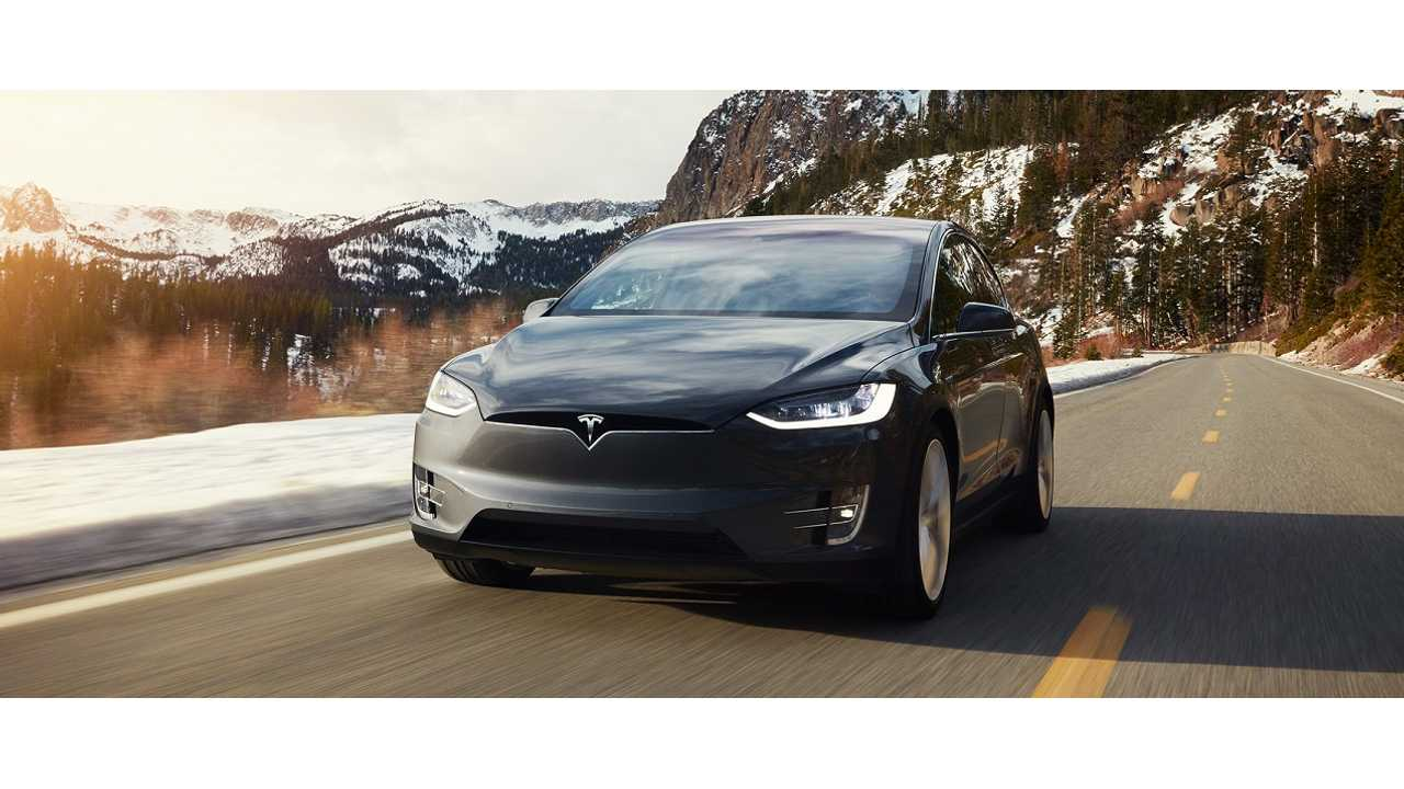 Tesla Pushes OTA Software Update To Fix Passenger Airbag Issue In Model X