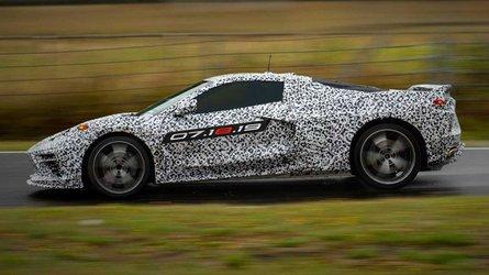 Nuova Chevrolet Corvette, le prime foto ufficiali