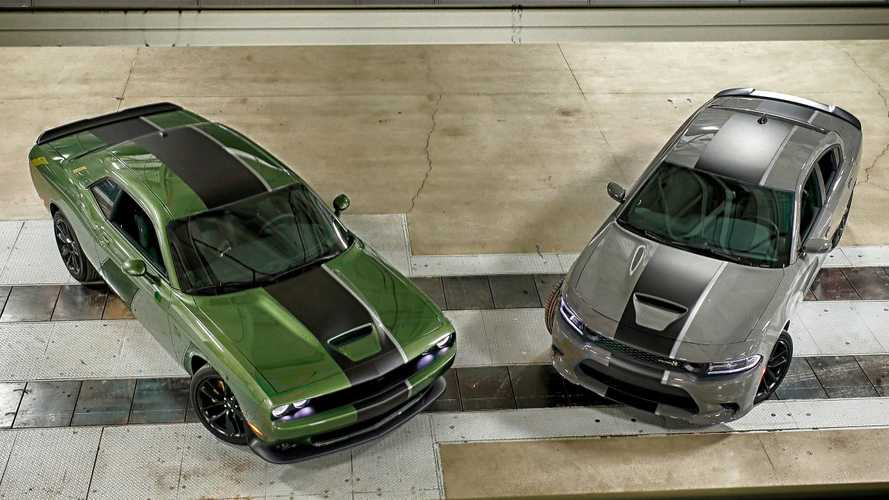 Dodge Charger, Challenger Stars & Stripes Edition