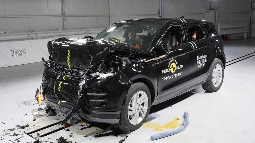 Crash test Euro NCAP aprile 2019