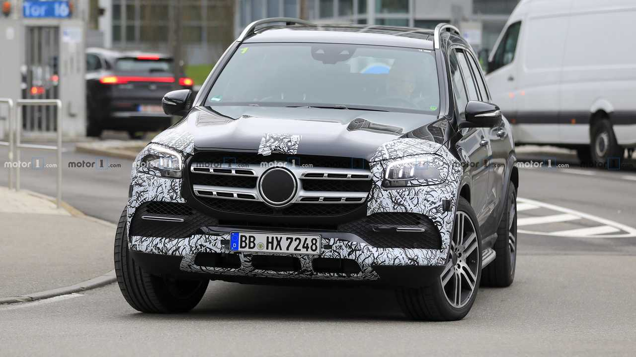 2020 Mercedes GLS debuts today: See the livestream here