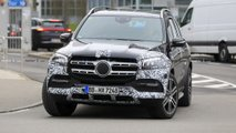 2020 Mercedes-Benz GLS spy photos