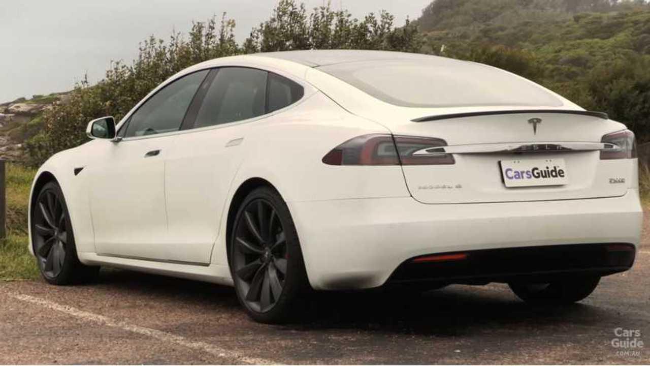 Tesla Model S P100D - Verdict From Down Under - Videos