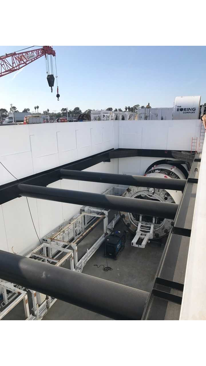Boring Company Completes Section Of LA Tunnel Slower Than Snail's Pace