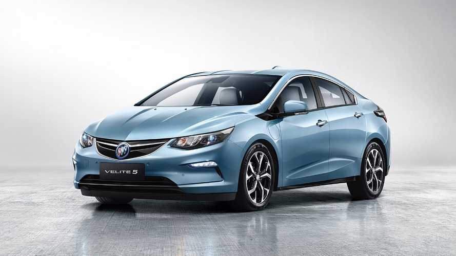 Buick Velite 5 Launches With *72 Miles Of Electric Range