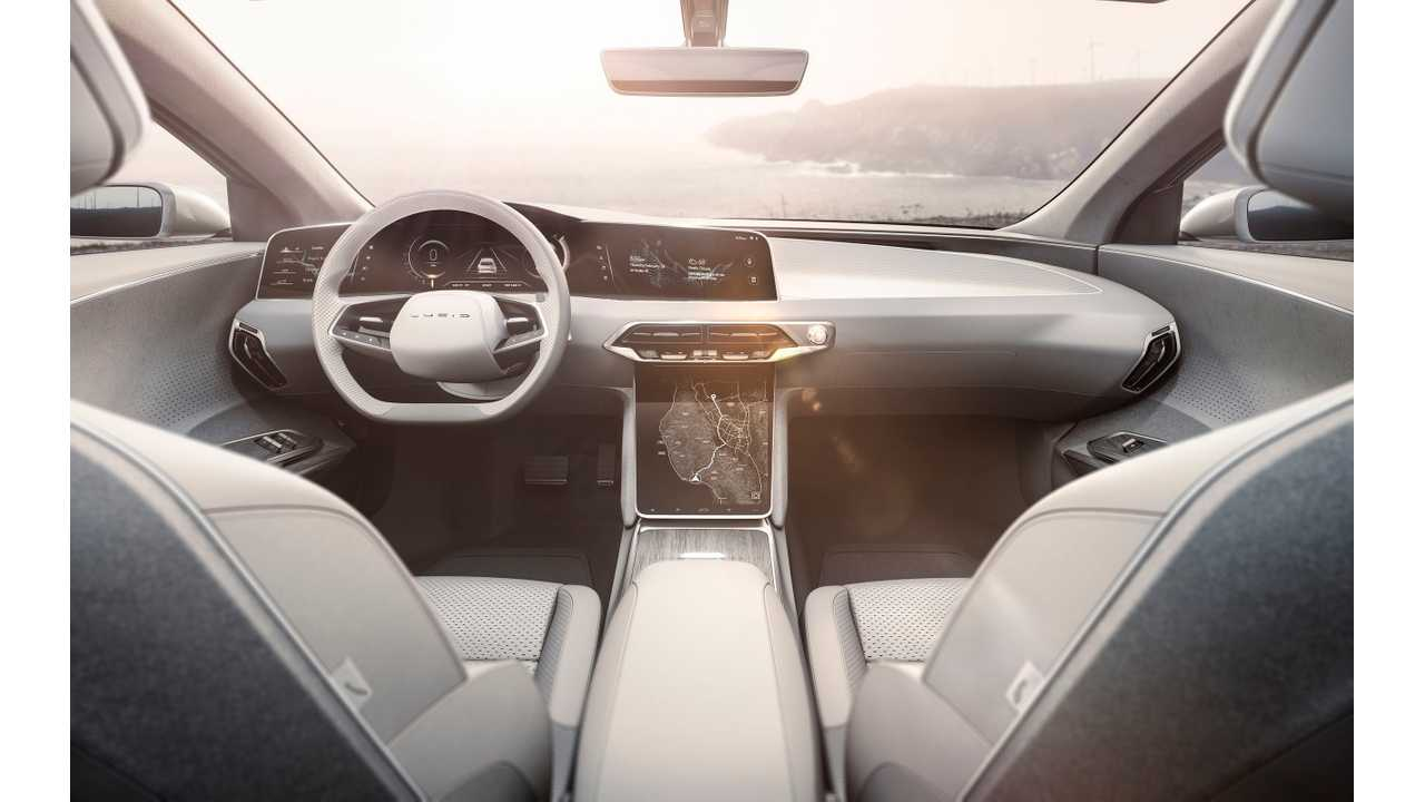 Lucid CTO: Air Is Revolutionary Compared To Tesla Model S