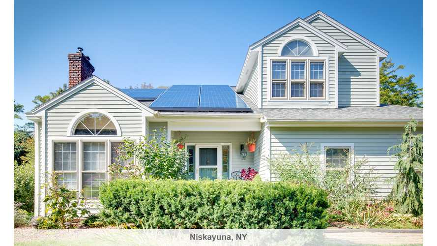 SolarCity CEO Comments On Solar Giga Factory In New York - Video