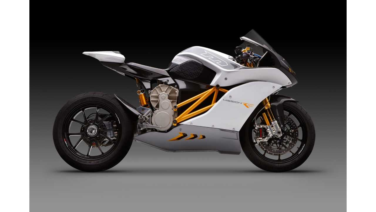 Mission Motorcycles Mission RS Featured In Translogic - Video