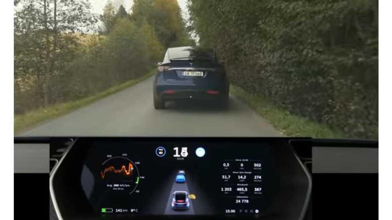 Tesla CEO Elon Musk Says Autopilot 2.0 Could Reduce Crash Rate By 90%