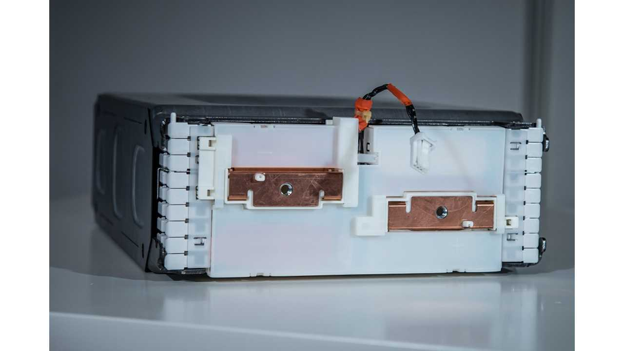 New high Density LEAF NMC Stack From 60 kWh Battery Pack <em>(which hopefully we actuallyinside a