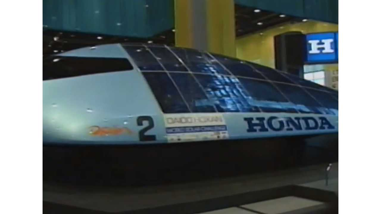 20 Years Ago in Alternative Energy Vehicles: Chicago Auto Show 1994