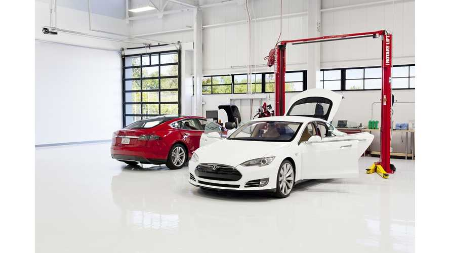Consumer Reports: Tesla #1 In Service/Repair - Beats Independent Shops & Dealerships