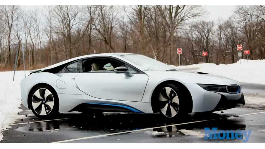 TIME: At $137,000, BMW i8 Is A Bargain - Video