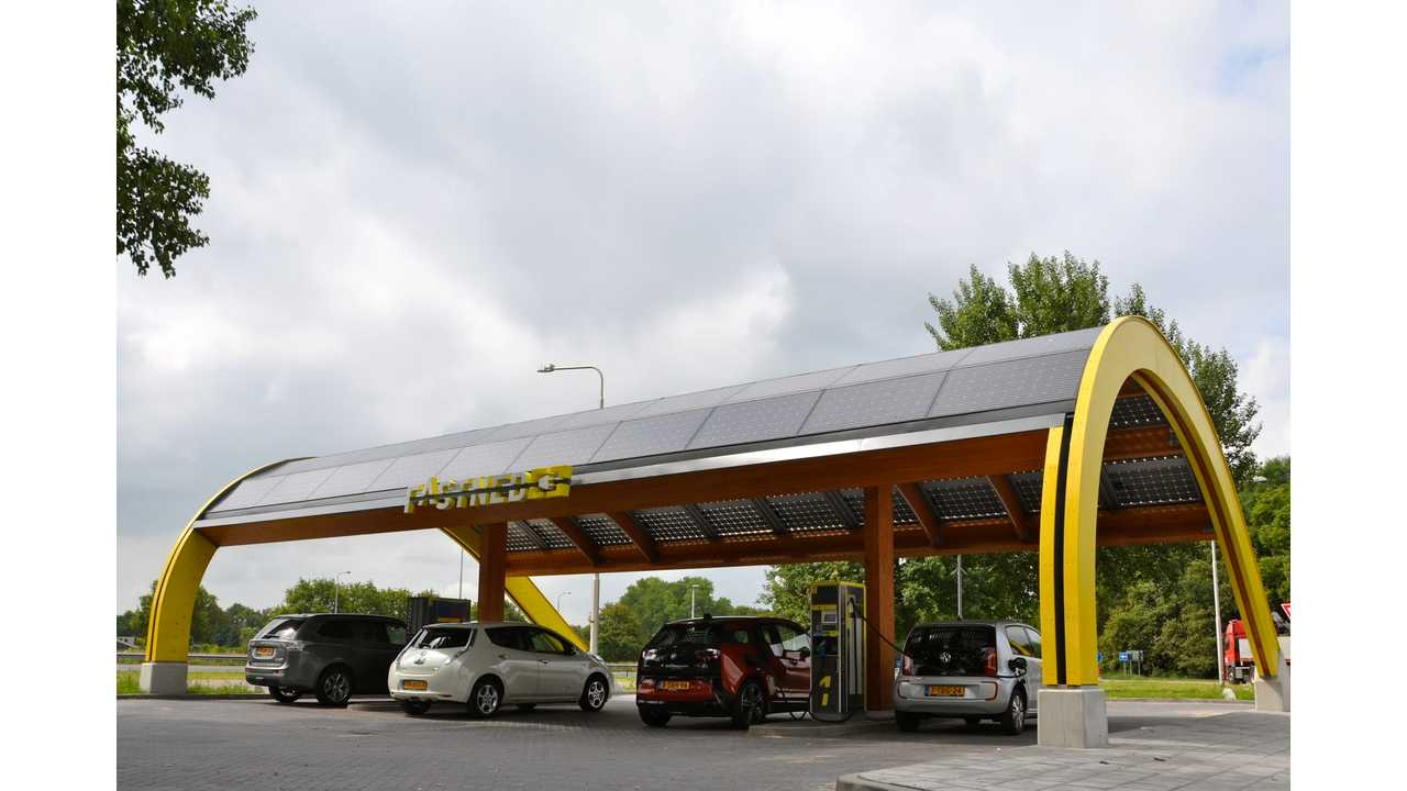 European Union Subsidizes Installations Of Over 500 Multi-Standard Fast Chargers