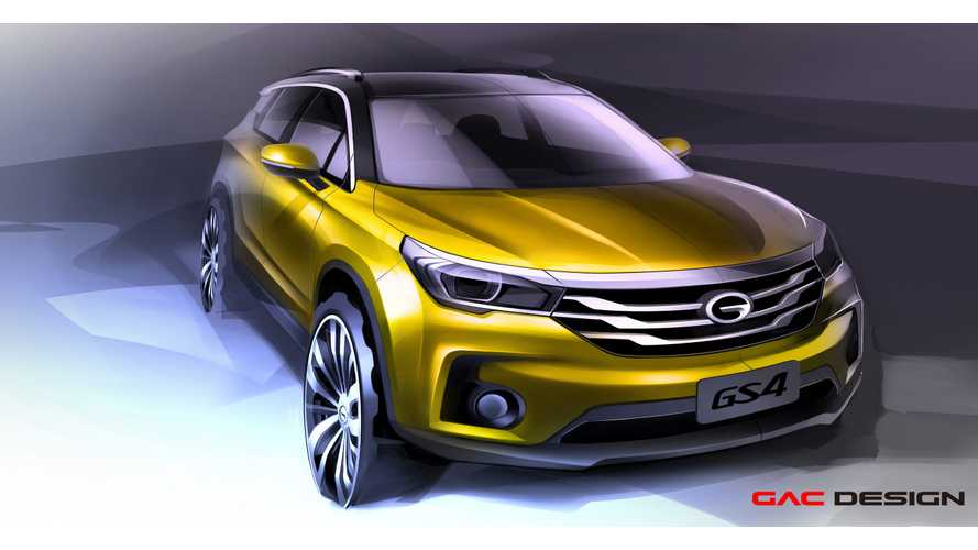 China's GAC To Unveil 2 Range-Extended Electric Vehicles At 2015 NAIAS