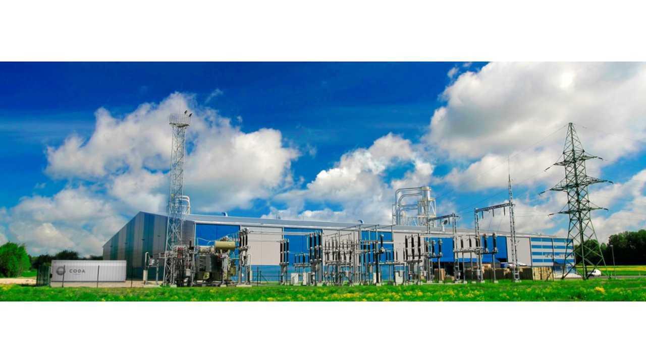 CODA Opens 1 MWh Energy Storage System In California