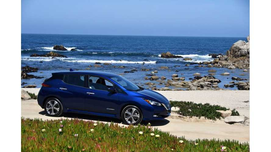 Road Tripping In A 2018 Nissan LEAF - Is it Capable?
