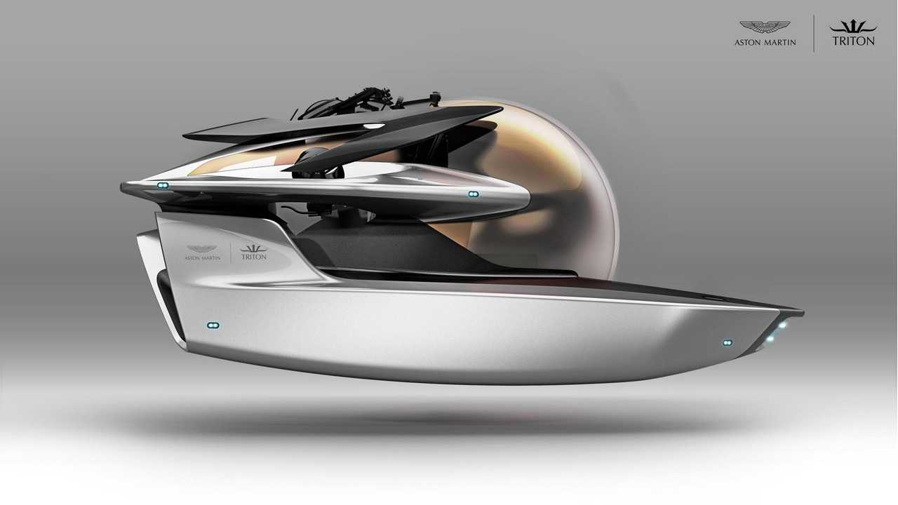 Aston Martin Electric Project Neptune Enters Production