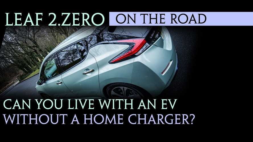 Owning A Nissan LEAF Without A Home Charger: Is It Possible?