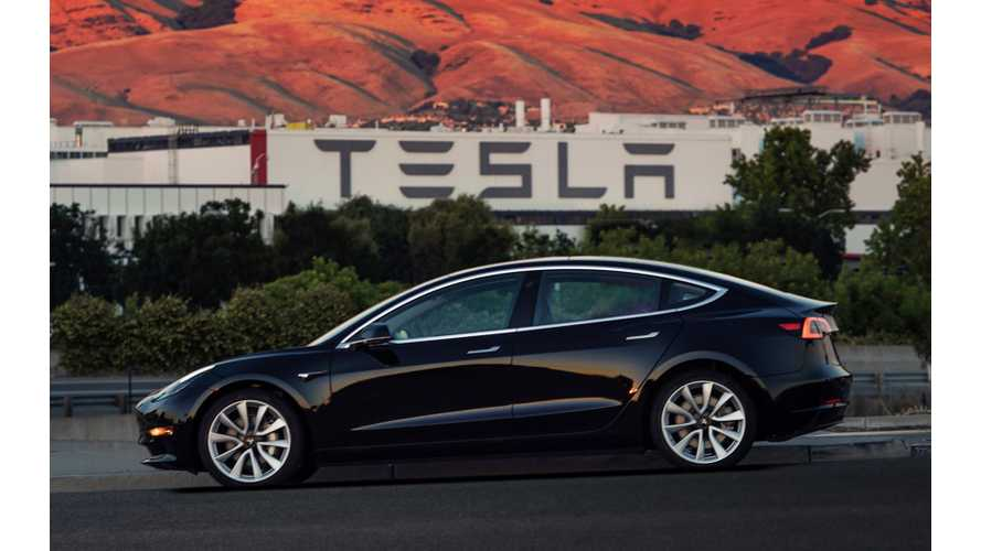 Tesla Model 3 Drive Unit Production Eclipses 10,000 / Week