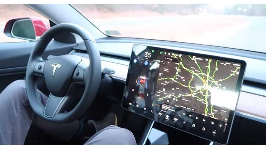 Tesla Calls On Employees To Test Full Self-Driving